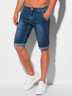 Vyriški džinsiniai šortai W352 - mėlyna Arturo