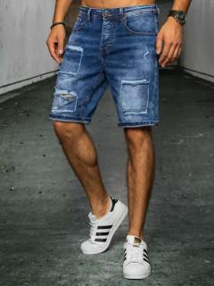 Vyriški džinsiniai šortai Denver