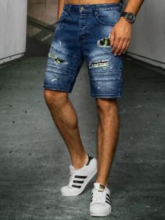 Vyriški džinsiniai  šortai Minno