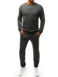 Vyriškas sportinis kostiumas Edgar (Tamsiai pilkos spalvos)