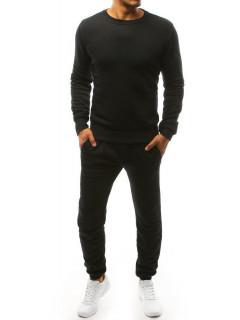 Vyriškas sportinis kostiumas Charlie (Juodos spalvos)