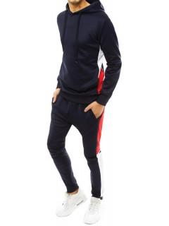 Vyriškas sportinis kostiumas (Tamsiai mėlynas) Bryton