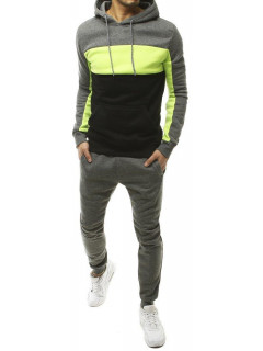 Vyriškas sportinis kostiumas (tamsiai pilkos spalvos) Mike