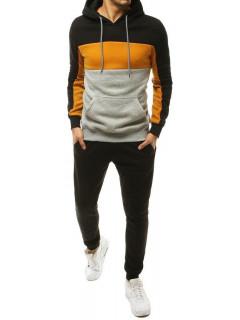 Vyriškas sportinis kostiumas (Juodas) Liam