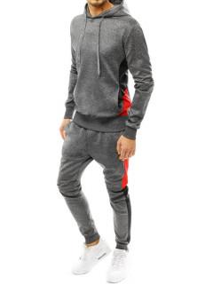 Vyriškas sportinis kostiumas (tamsiai pilkos spalvos) Timoty