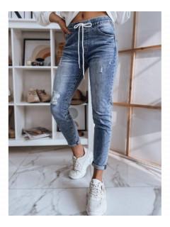 Moteriškos džinsai (Mėlyni) Simona